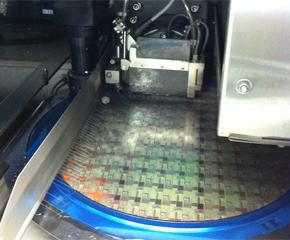 300 mm wafer dicing
